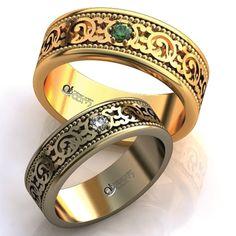 Wedding ring 235 w Model in Jewellery Free Wedding, Wedding Rings, Engagement Rings, Model, Jewelry, 3d, Dreams, Enagement Rings, Jewlery