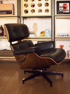 A poltrona Charles Eames - http://comosefaz.eu/a-poltrona-charles-eames/