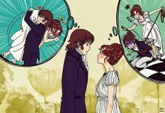 Pride and Prejudice. True love at its best form.