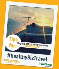 Exercising outdoors when you travel: http://runeatrepeat.com/2013/07/16/healthy-business-travel-with-national-car-rental/