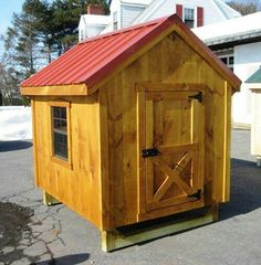 chicken coop with metal roof. Metal Roof, Get Outside, Shed, Outdoor Structures, Chicken Coops, Pet Stuff, Pets, Frame, Picture Frame