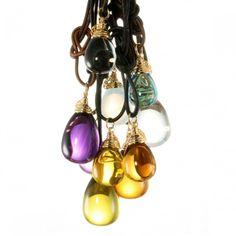 Mogul Multi Gem Necklaces