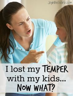 After a day of losing my temper with the kids, here are a few simple things I do to re-connect with my kids.