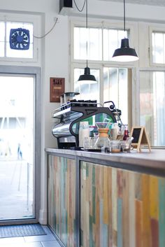 Bear Brothers  Cow, Zurich #cafe #counter
