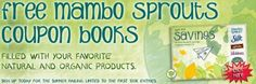 Mambo Sprouts Free Coupon Books for Summer 2015 – US
