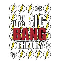 Camiseta The Big Bang Theory - Véi Nerd