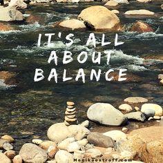 It really is all about #balance! Time for *you* is just as important as the hard work 💕