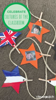 Harmony Day Garland - Celebrate culture in the classroom this Harmony Day!