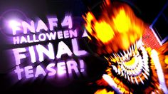 Jack-O-Lantern Nightmare Chica! || Five Nights At Freddy's: Halloween Ed...