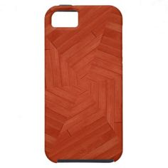 """Lovely Redwood Pinwheel iPhone 5 Case created using our perfected """"Sun Deck"""" design technique. #iphone #wood"""