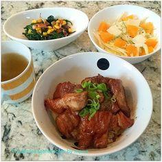 塩麹で豚丼 トレーダージョーズのフェンネルでサラダ レシピ