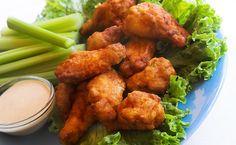 10 recettes d'ailes de poulet pour le Super Bowl - Viteunerecette