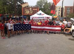 Honor Run for Boston with Team Red, White, and Blue- www.teamrwb.org- this is our San Antonio chapter and you can join at any time for free. You don't have to be a vet or military to support veterans!