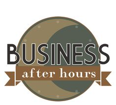Logo created for Business After Hours group. We also designed the web site and social media campaigns.
