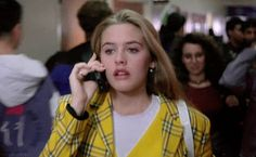 New funny post on the-best-funny-pics Clueless Aesthetic, Aesthetic Movies, Aesthetic Gif, Aesthetic Videos, Clueless Quotes, Clueless 1995, Clueless Outfits, Cher Horowitz, Alicia Silverstone