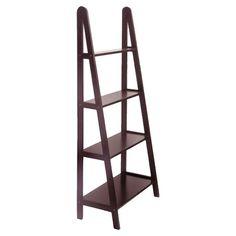 Found it at Wayfair - Ladder Shelf in in Espresso