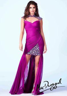 Espectaculares vestidos de gala elegantes | Moda y Tendencias