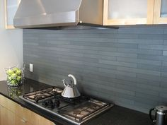 10 Luminous Clever Tips: Carrera Marble Backsplash herringbone backsplash butcher block.Herringbone Backsplash Behind Stove peel and stick backsplash blue. Diy Tile Backsplash, Herringbone Backsplash, Dark Grey Kitchen, Slate Kitchen, Gloss Kitchen, Kitchen Backsplash, Kitchen Remodel, Kitchen Reno, Kitchens