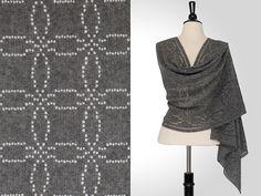 Ravelry: Darren Rectangular Shawl pattern by Steve Rousseau
