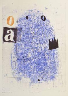 by Zoran Grmas  Printmaking Aquatint Drypoint Typography