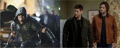 'Stephen Amell quiere un 'crossover' de 'Arrow' y 'Sobrenatural'