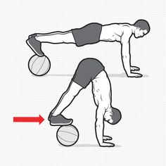 This full body workout hits most major muscle groups and pushes your fat-burning and muscle growth to the next level for your time on the beach this summer. Men's Health Fitness, Muscle Fitness, Men Health, Muscle Food, Men's Fitness, Gain Muscle, Muscle Men, Build Muscle, Ankle Mobility Exercises