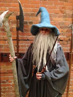Picture of Gandalf the Grey Costume