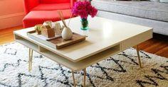 DÉCORATION - Si vous faîtes des courses chez Ikea, quatre choix s'offrent à vous. Sortir du magasin et vous diriger vers la brocante ou l'antiquaire le plus proche; acheter les mêmes meubles que vos a...