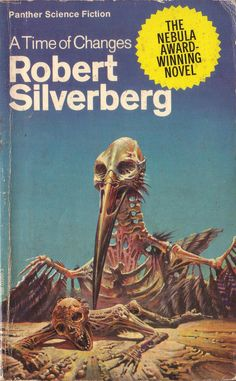All sizes | A Time of Changes by Robert Silverberg. Panther 1975. Cover artist Bruce Pennington | Flickr - Photo Sharing!