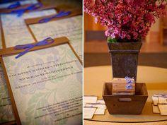 chic-wedding-invitations-ceremony-programs-wedding-cermeony-church-traditional
