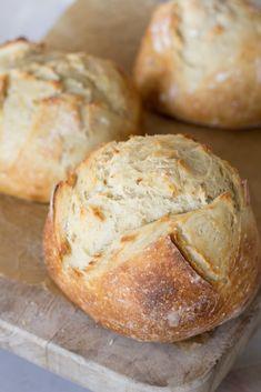 The Best Homemade Hoagie Rolls - handmadefarmhouse.com Roast Beef French Dip, Homemade White Bread, Homemade Breads, French Bread Loaf, Artisan Bread, How To Make Bread, Cinnamon Rolls, Food Print, Cookies Et Biscuits