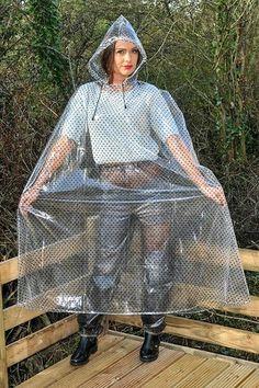 Vinyl Raincoat, Pvc Raincoat, Plastic Raincoat, Capes, Transparent Raincoat, Plastic Mac, Rain Cape, Plus Size Lingerie, Rain Wear