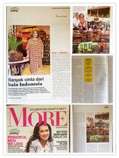 MORE Indonesia Magazine Edisi July 2014 Proud as PRibuMI...®