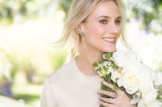 #German #actress and #model Diane Kruger in H. Stern Jewelry Campaign by Carter Smith