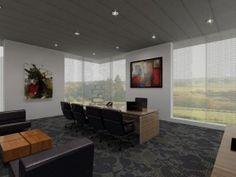 10 stylish modern office interior design ideas executive cabin