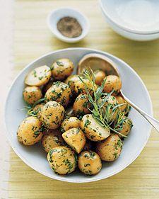 Summer Herb Potato Salad