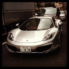 Super Silver Mclaren!