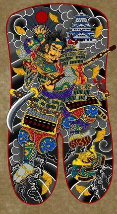Samurai Mask Tattoo, Back Piece Tattoo, Japan Tattoo, Back Pieces, Irezumi, Lunges, Spiderman, Oriental, Superhero