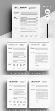 The post includes resume temlates are shared with cover letter templates. Word Format resume designs for job. Resume Cover Letter Template, Sample Resume Templates, Best Resume Template, Resume Design Template, Cv Template, Letter Templates, Free Resume Examples, 100 Words, Creative Resume
