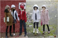 Mika, Brooke, Kasumi, Suzu & Miyu