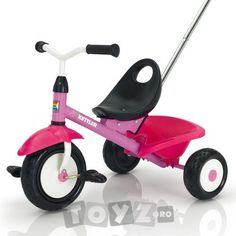 Promotie, Toyz, Tricicleta Fun Pink, Oferta, Reducere, Black Friday, 2016 Black Friday, Vehicles, Pink, Car, Vehicle, Rose