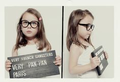 Retro spectacles for little girls.