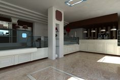 Restyling for a bakery in Sicily