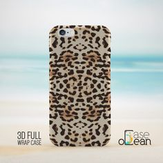 LEOPARD PRINT phone case iPhone 6 phone case iPhone by CaseOcean