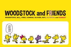 ウッドストックですよー 可愛いですよねー♡|『スヌーピーの黄色いひよこみたいなキャラクターなんて言うんですか?』への回答の画像1。キャラクター,スヌーピー。