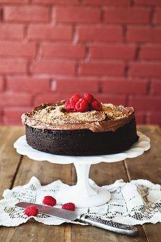 Chocolate Cake...<3