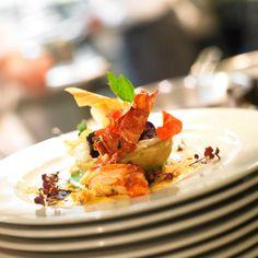 Hervorragender Hummer im Restaurant Zum schwarzen Kameel   creme wien