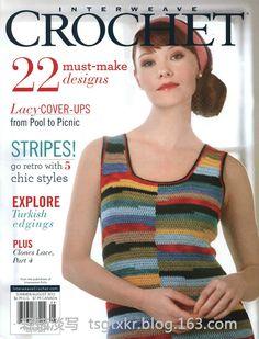 【引用】Crochet Summer 2012 - 飞霜凝雪的日志 - 网易博客