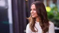 Alicia Vikander har en ny frisyr – en page   ELLE