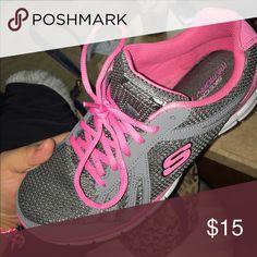b68640066371 Memory foam sketchers worn a handfull of times Skechers Shoes Athletic Shoes  Sketchers